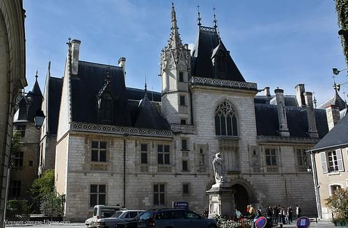 The Jacques Coeur Palace, Bourges