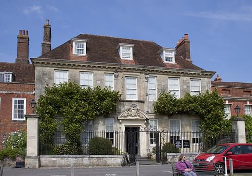 Mompesson House, Salisbury