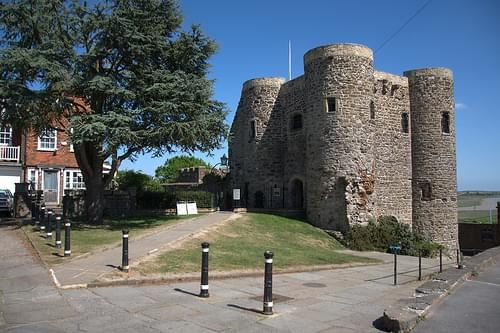 Ypres Tower, Rye