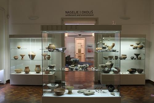 More exhibits.