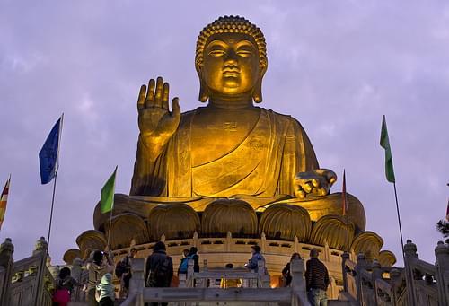 Tian Tan Buddha - Big Buddha