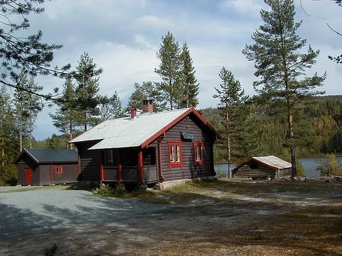 Hytteutleie: Gamle Øksne - Kongsberg
