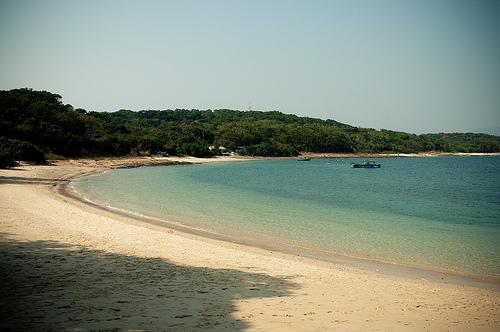 Tung Ping Chau Island
