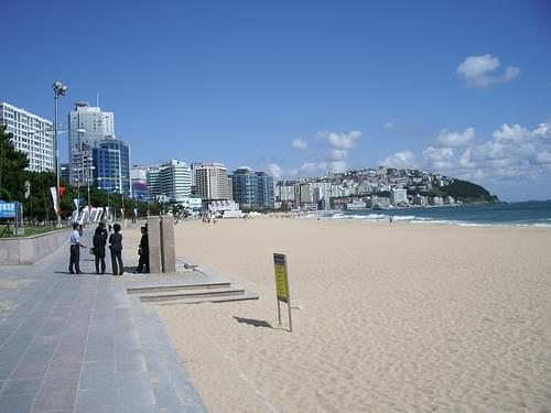 Haeundae District, Busan