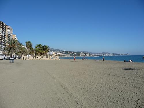 Playa - Beach, Malaga
