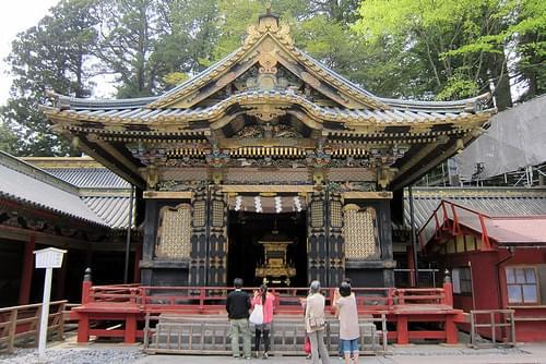 Nikkō: Tōshō-gū - Shin'yosha