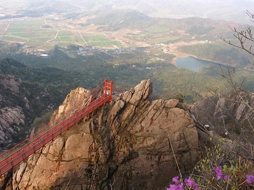 Wolchul Mt.
