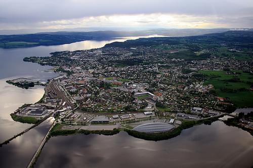 my home; Hamar