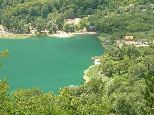 Boracko Lake
