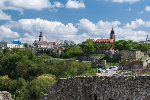 The Town of Kamianets