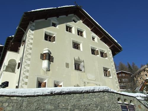 St. Moritz - Abitazione caratteristica