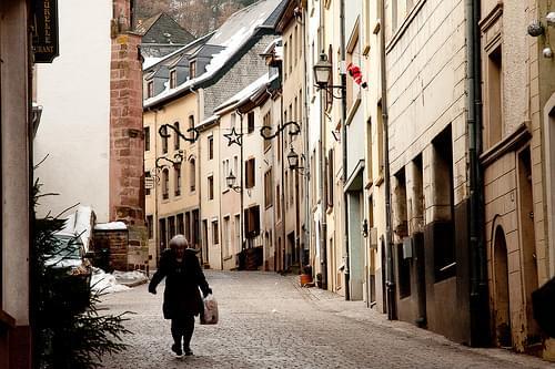 Grand Rue, Vianden