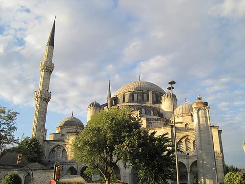 Mosquée Sehzade