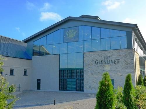 New Still Room Glenlivet Distillery