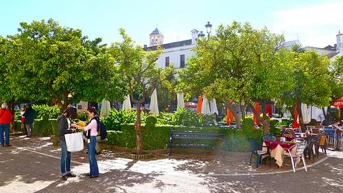 Orange Tree Plaza, Marbella