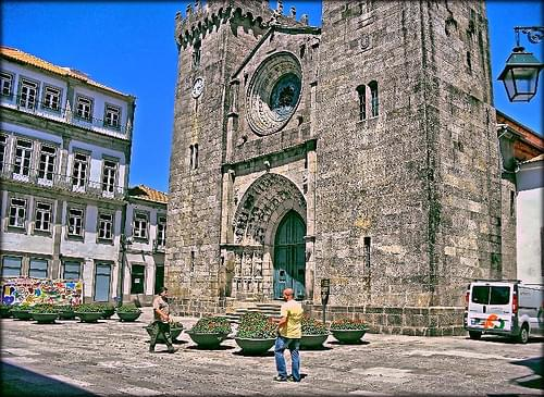 Cathedral, Viana do Castelo