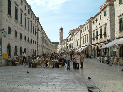 Historic Center, Dubrovnik
