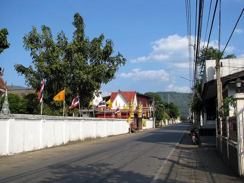 Town Center, Mae Sariang