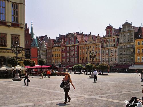Rynek (Main Market Square), Wrocław