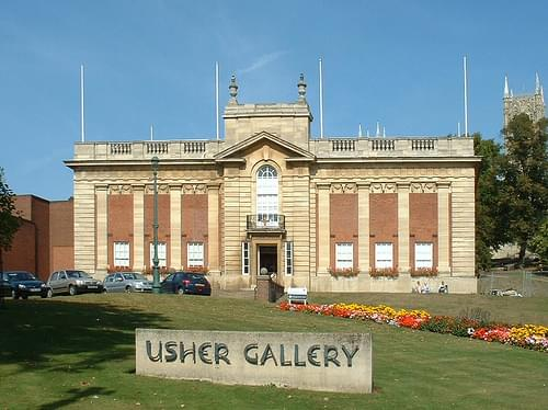 The Usher Gallery, Lincoln