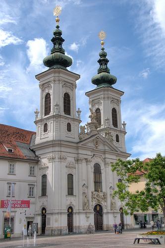 Kirche Mariahilf