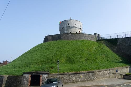 Millmount Fort - Drogheda