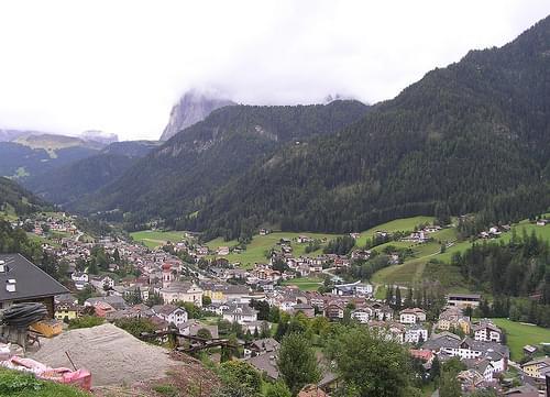 Ortisei in 2006