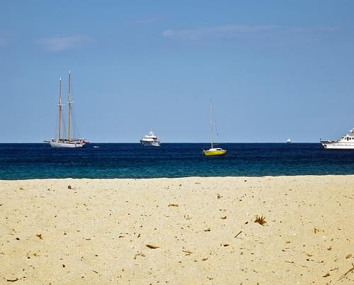 Port Grimaud Beach