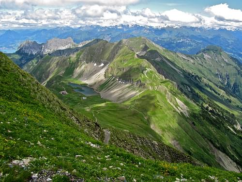 Lungern - Brienzer Rothorn