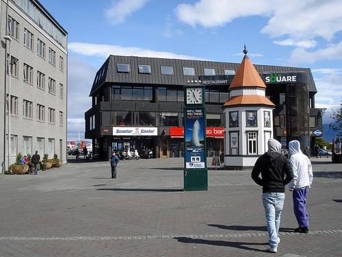 Historic Center, Reykjavik