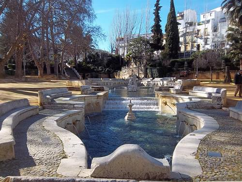 Fountains of the King and Health, Priego de Cordoba