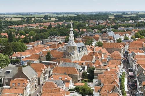 Zierikzee. A small town to enjoy