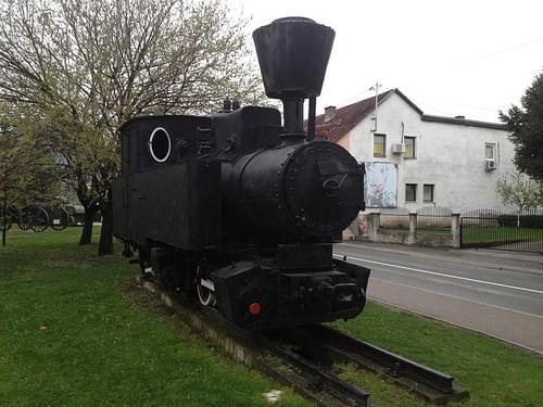 Swiss Mallet type narrow gauge locomotive - Banja Luka