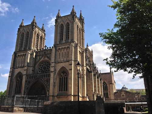 The Cathedral in Bristol