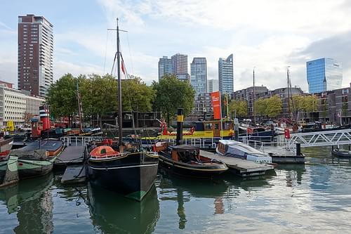 Maritime Museum @ Leuvehaven @ Rotterdam