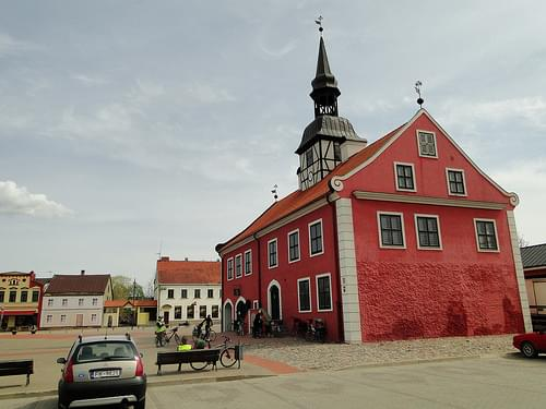 Bauska City Hall