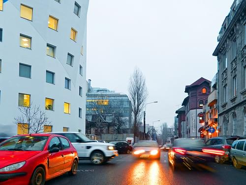 Sevastopol street, Bucharest