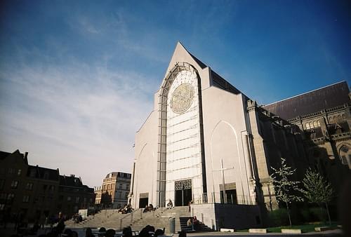 Basilique-cathédrale Notre-Dame-de-la-Treille de Lille