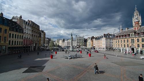 Place Charle de Gaulle