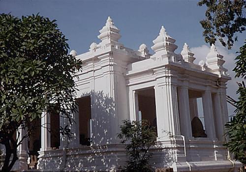 Da Nang 1967 - Cham Museum