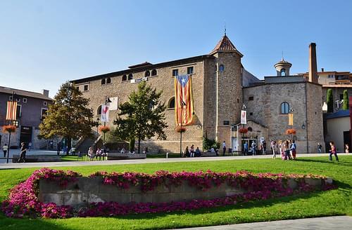 Església de Sant Pere, Arxiu Museu de Ripoll, Ripollès