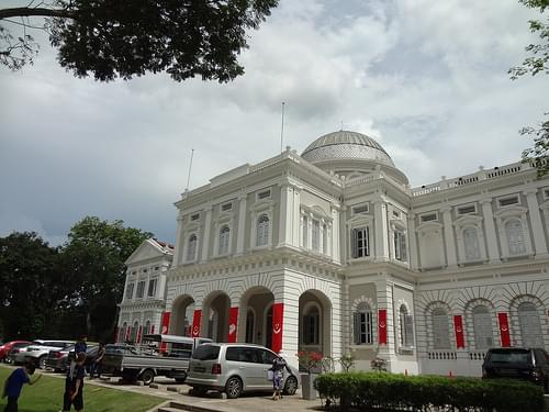 National Museum of Singapore building
