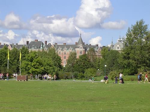 Galärparken (Djurgarden - Stockholm)