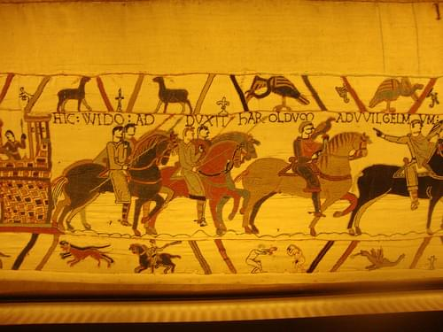 Bayeux Tapestry, Bayeux