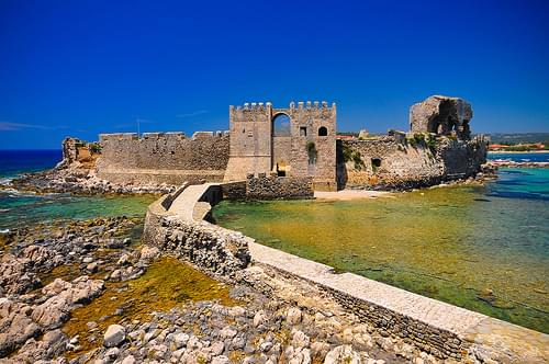 Castle, Methoni
