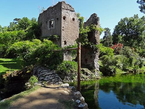 Gardens of Ninfa (Giardini di Ninfa)