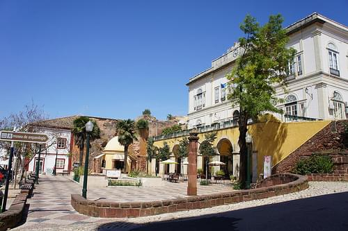 Silves, Algarve, Portugal