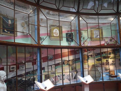 Museum Exhibits Display