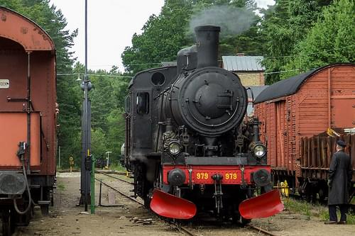 Swedish Railway Museum, Gavle