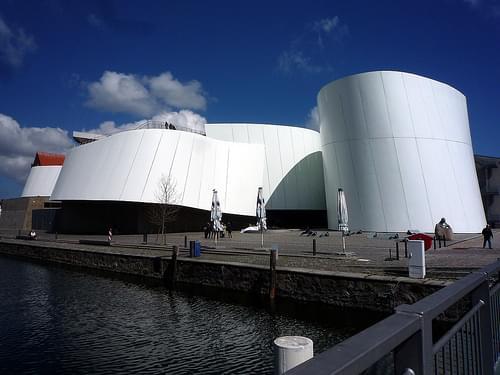 """""""OZEANIUM"""" -  (Oceanium / aquarium)  Stralsund"""